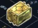 金のコンテナ