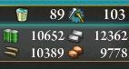 艦隊これくしょんの資源
