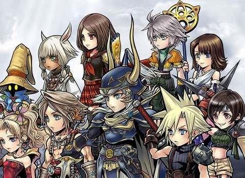 DFFOO(オペラオムニア)
